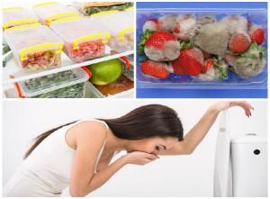 Hiểm họa khôn lường khi dùng thức ăn thừa