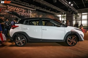 Toyota Yaris Crossover 2019 giá bán cao nhất hơn 500 triệu đồng có gì nổi bật?