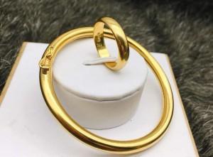 Trang sức vàng non: Bỏ tiền thật để mua vàng rởm?