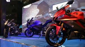 Yamaha ra mắt YZF-R3 2019, rẻ 30 triệu đồng so với thị trường Việt
