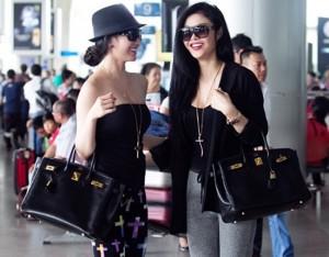 2 hot girl ăn chơi nhất Sài Thành: Sau ly hôn mặc gợi cảm hơn gấp bội