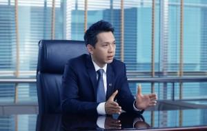 Chủ tịch ngân hàng trẻ nhất Việt Nam: Chưa vợ, tài sản 'khủng' nghìn tỷ đồng