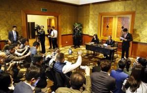 Cuộc họp báo lúc nửa đêm: Triều Tiên không bao giờ thay đổi đề xuất