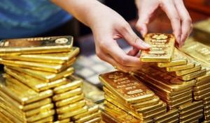 Giá vàng hôm nay 18/3: Vàng giảm nhẹ phiên đầu tuần