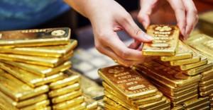 Giá vàng hôm nay 23/3: Vàng tăng mạnh phiên cuối tuần