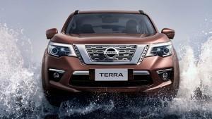 Giảm giá ô tô 7 chỗ Nissan Terra