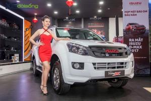 Giảm mạnh giá xe bán tải Isuzu D-Max