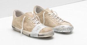 Giày xấu, giày bẩn, giày rách có giá không hề rẻ nhưng lại đang là