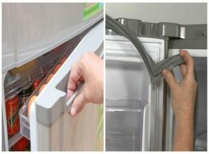 Gioăng tủ lạnh bị hở- cách sửa tại nhà đơn giản tránh mất tiền oan
