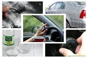 Khử mùi khói thuốc lá trong xe hơi, ô tô nhanh nhất bằng cách này!