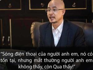 Ông Đặng Lê Nguyên Vũ nói về sự phi thường của bản thân
