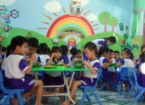 Siết chặt an toàn thực phẩm trong trường học trên cả nước
