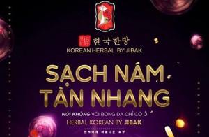 Tái tạo làn da trị mụn nám với nguyên liệu đắt nhất hành tinh trong Herbal Korean By Jibak