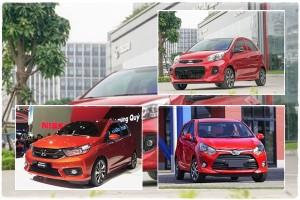 Top xe ô tô tầm giá 400 triệu đồng nên mua nhất năm 2019