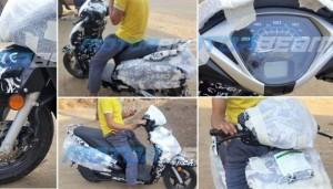 Xe tay ga Honda Activa 6G lộ ảnh thử nghiệm, thêm công nghệ mới