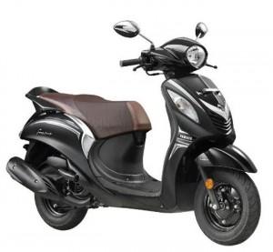 Xe tay ga Yamaha Fascino Darknight Edition có giá từ 18,7 triệu đồng