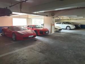 Xôn xao căn hầm chứa đầy siêu xe đắt tiền của 'đại gia nước mắm' Nguyễn Đăng Quang