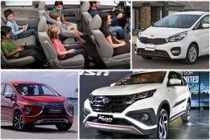3 mẫu xe gia đình 7 chỗ tầm giá 600 triệu đồng nên mua nhất thời điểm này