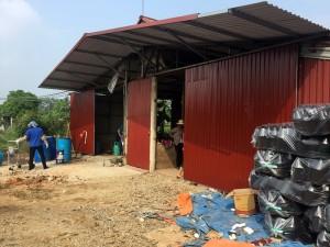 Hà Nội: Phát hiện cơ sở sản xuất nước giặt giả
