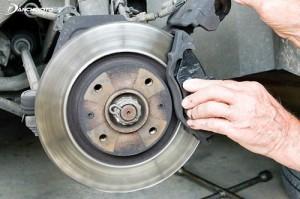 Những bộ phận nhất định không thể bỏ qua khi kiểm tra phanh ô tô