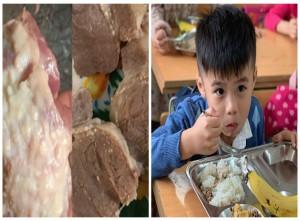 Thịt gà ôi thiu vẫn đưa vào trường học ở Hà Nội, cảnh báo nguy hại sức khỏe khi ăn đồ ôi thiu