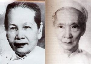 Cụ Hồ và chuyện về hai bà hoàng triều Nguyễn