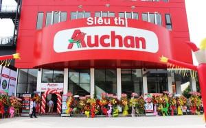 Bất ngờ, chuỗi siêu thị Auchan rút khỏi Việt Nam