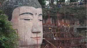 """""""Cây may mắn"""" mọc trên tượng Phật thu về gần 7 tỷ đồng"""