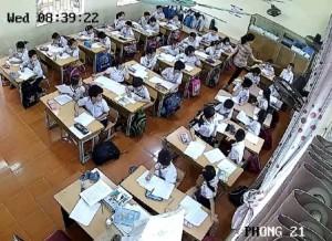 Cô giáo trường tiểu học Quán Toan (Hồng Bàng, Hải Phòng) đánh nhiều học sinh: Ai đã giúp sức?