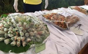 Đại tiệc Buffet chay khổng lồ với gần 500 món ăn chay miễn phí tại Đại lễ Vesak Liên hợp Quốc 2019