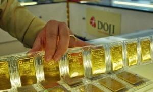 Giá vàng hôm nay 23/5: Vàng liên tục giảm vì USD tăng mạnh