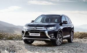 Khó cạnh tranh, Mitsubishi giảm giá Outlander