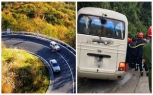 Mất phanh ô tô khi đổ dốc gây tai nạn khủng khiếp, tài xế cần làm gì để cứu tính mạng?
