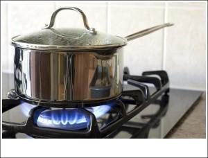 Mẹo giảm 50% lượng gas khi nấu ăn trong gia đình