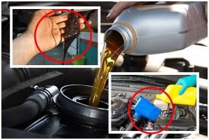 Những chiêu lừa của thợ sửa xe khi yêu cầu thay dầu ô tô