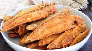 Rán cá kiểu này vừa thơm vừa giòn, đến đầu cá cũng có thể nhai