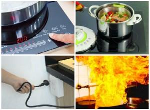 Sai lầm nhiều bà nội trợ mắc phải khi sử dụng bếp điện từ gây nguy hiểm tính mạng