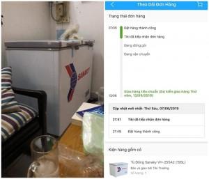 Bán hàng lỗi, nhân viên giao hàng Tiki còn 'dọa khủng bố' khách hàng
