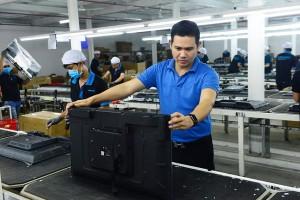 CEO Phạm Văn Tam xác nhận Asanzo sử dụng linh kiện từ Trung Quốc