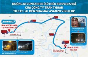 Điều tra: Asanzo - hàng Trung Quốc 'đội lốt' hàng Việt