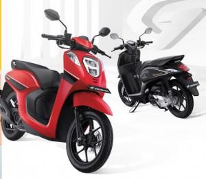 Honda trình làng chiếc xe tay ga mới đẹp long lanh, giá chỉ 28 triệu đồng