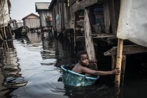 Người giàu thích nghi được biến đổi khí hậu, người nghèo bị đường cùng