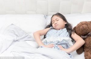 Trẻ đau bụng đến từ những nguyên nhân thường thấy
