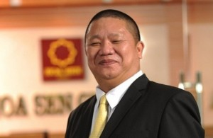 Vừa đóng cửa gần 400 chi nhánh, đại gia Lê Phước Vũ lại giải thể thêm công ty con