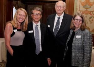 4 bí mật về cách nuôi dạy con thành tỷ phú của cha mẹ Bill Gates