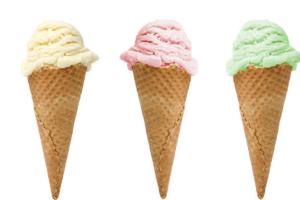 Ba trẻ em bị suy thận có liên quan đến việc ăn kem