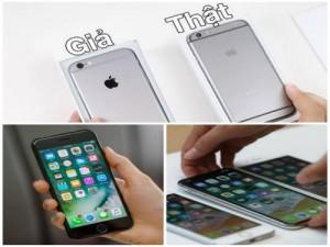 Bán iPhone giả bị đi tù, cách phân biệt iPhone thật giả tránh mất tiền oan