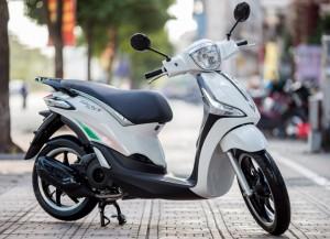 Bảng giá Piaggio Liberty 2019 mới nhất: Khởi điểm từ 49 triệu đồng