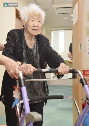 Cụ bà 116 tuổi sống thọ nhất nước Nhật và đây là bí quyết: Nhiều người có thể học theo