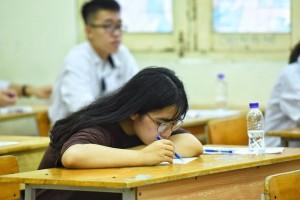 Điểm liệt thi THPT quốc gia được quy định thế nào?